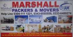 Marshall - Packers and Movers in Islamabad Lahore Karachi Rawalpindi - Pakistan
