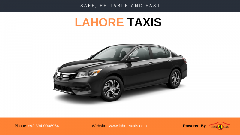 lahore airport taxis cheap fare